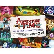Adventure Time: The Original Cartoon Title Cards (Vol 2) by WARD, PENDLETON, 9781783295111