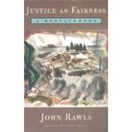 Justice As Fairness: A Restatement by Rawls, John, 9780674005112
