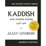 Kaddish and Other Poems by Ginsberg, Allen, 9780872865112