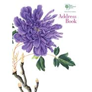 The Royal Horticultural Society Desk Address Book by Royal Horticultural Society, 9780711235113