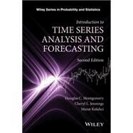 Introduction to Time Series Analysis and Forecasting by Montgomery, Douglas C.; Jennings, Cheryl L.; Kulahci, Murat, 9781118745113