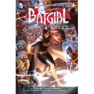 Batgirl Vol. 5: Deadline (The New 52) by SIMONE, GAILPASARIN, FERNANDO, 9781401255114
