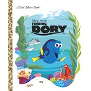 Finding Dory Little Golden Book (Disney/Pixar Finding Dory) by RH DISNEYRH DISNEY, 9780736435116
