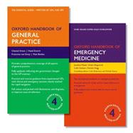 Oxford Handbook of General Practice 4e and Oxford Handbook of Emergency Medicine 4e by Simon, Chantal; Everitt, Hazel; van Dorp, Francoise; Burke, Matthew; Wyatt, Jonathan P.; Illingworth, Robin N.; Graham, Colin A.; Hogg, Kerstin, 9780198785118