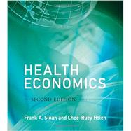 Health Economics by Sloan, Frank A., 9780262035118
