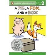 A Pig, a Fox, and a Box by Fenske, Jonathan, 9780448485119