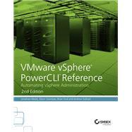 Vmware Vsphere Powercli Reference + Website by Dekens, Luc; Medd, Jonathan; Sizemore, Glenn; Graf, Brian; Sullivan, Andrew, 9781118925119