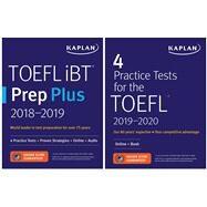Toefl Prep Set by Kaplan Test Prep, 9781506245119