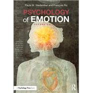 Psychology of Emotion by Niedenthal; Paula M., 9781848725119