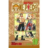 One Piece, Vol. 18 by Oda, Eiichiro; Oda, Eiichiro, 9781421515120