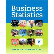 Business Statistics by Donnelly, Robert A., 9780321925121