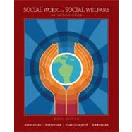 Social Work and Social Welfare : An Introduction by Ambrosino,Rosalie, 9780495095125