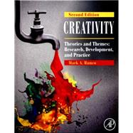 Creativity: Theories and Themes: Research, Development, and Practice by Runco, Mark A., 9780124105126