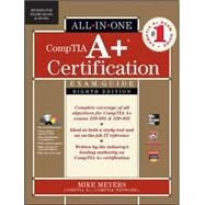 CompTIA A+ Certification All-in-One Exam Guide, 8th Edition (Exams 220-801 & 220-802) by Meyers, Mike, 9780071795128