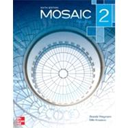 Mosaic Level 2 Reading Student Book by Wegmann, Brenda; Knezevic, Miki, 9780077595128