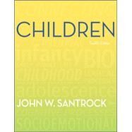 Children by Santrock, John, 9780078035128