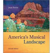 America's Musical Landscape by Ferris, Jean, 9780078025129