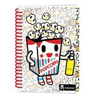 tokidoki Popcorn Notebook by Unknown, 9781454925132
