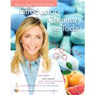 Introductory Chemistry for Today by Seager, Spencer L.; Slabaugh, Michael R., 9781133605133