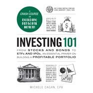 Investing 101 by Cagan, Michele, 9781440595134