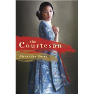 The Courtesan A Novel by Curry, Alexandra, 9780525955139