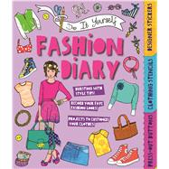 Do It Yourself Fashion Diary by Rowlands, Caroline, 9781438005140