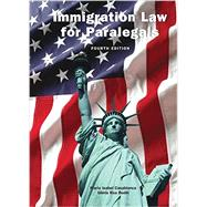 Immigration Law for Paralegals by Casablanca, Maria Isabel; Bodin, Gloria Roa, 9781611635140