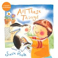 All These Things by Poole, Susie, 9781462745142