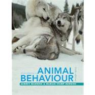 An Introduction to Animal Behaviour by Aubrey Manning , Marian Stamp Dawkins, 9780521165143