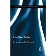 Critical Event Studies by Spracklen; Karl, 9781138915145
