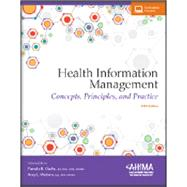 Health Information Management: Concepts, Principles, and Practice by Oachs, P. & Watters, A., 9781584265146