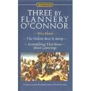 Three by Flannery O'Connor by O'Connor, Flannery; Fitzgerald, Sally, 9780451525147