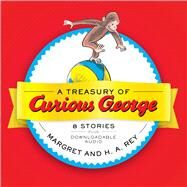 A Treasury of Curious George by Rey, Margret; Rey, H. A.; Vipah Interactive; Weston, Martha, 9781328905147