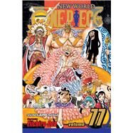 One Piece, Vol. 77 by Oda, Eiichiro, 9781421585147
