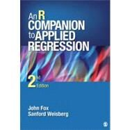 An R Companion to Applied Regression by John Fox, 9781412975148