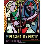 The Personality Puzzle by Funder, David C., 9780393265149