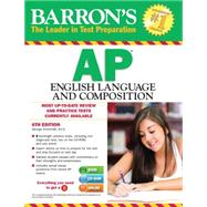 Barron's Ap English Language and Composition by Ehrenhaft, George, 9781438075150