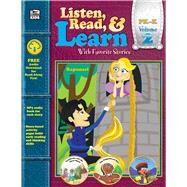 Listen, Read, & Learn by Thinking Kids, 9781483835150