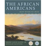The African Americans by Gates, Henry Louis; Yacovone, Donald, 9781401935153