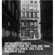 Unfinished Business by Pagel, David, 9783791355153