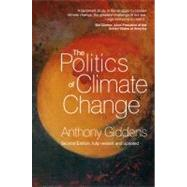 The Politics of Climate Change by Giddens, Anthony, 9780745655154