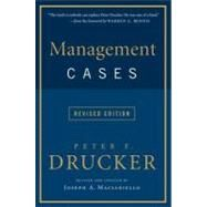 Management Cases, Revised Edition by Drucker, Peter F., 9780061435157