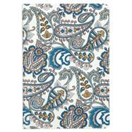 Paisley, Embroidered by Galison, 9780735345157