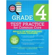 Barron's Core Focus Workbook Grade 4 Test Practice by Dolan, Kelli; Chokshi-fox, Shephali, 9781438005157
