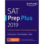 SAT Prep Plus 2019 by Kaplan Test Prep, 9781506235158