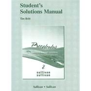Student Solutions Manual for Precalculus Concepts Through Functions, A Right Triangle Approach to Trigonometry