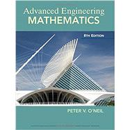 Advanced Engineering Mathematics by O'Neil, Peter V., 9781305635159