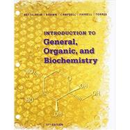 Bundle: Introduction to General, Organic and Biochemistry, 11th + OWLv2, 4 terms (24 months) Printed Access Card by Bettelheim, Frederick A.; Brown, William H.; Campbell, Mary K.; Farrell, Shawn O.; Torres, Omar, 9781305705159