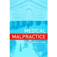 Medical Malpractice by Sloan, Frank A., 9780262515160