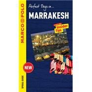Marco Polo Perfect Days in Marrakesh by Marco Polo, 9783829755160